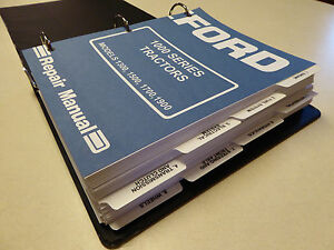 Gt heavy equipment parts amp accs gt manuals amp books gt see more ford