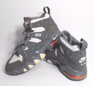 super popular 9f76e 42901 Nike Air Max2 CB 94 Men's size 11 Shoes Clay Grey White Orange ...
