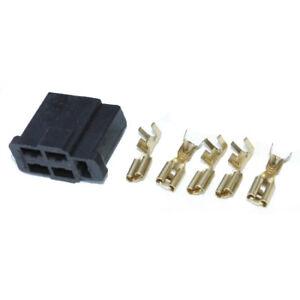 lucas windscreen wiper motor plug with 5 terminals ebay. Black Bedroom Furniture Sets. Home Design Ideas