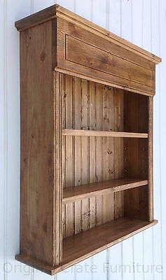 Spice Rack Kitchen Shelf Unit Cabinet Storage In Antique