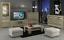 thumbnail 1 - Living-room-furniture-set-glass-cabinet-TV-unit-stand-display-LED-lights-shelf