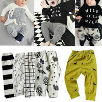 Baby PP Pants Kids Toddler Boy Girl Tights Warm Leggings Trousers Cotton Pants