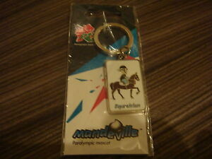 LONDON-2012-OLYMPIC-PARALYMPIC-PICTOGRAM-MANDEVILLE-EQUESTRIAN-MASCOT-KEYRING