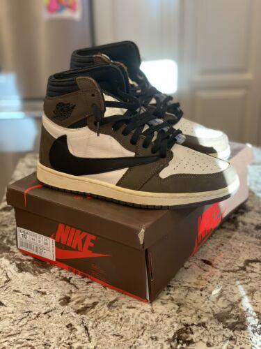 Nike Travis Scott x Air Jordan1 Retro High OG Moch
