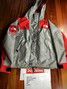North face 3m jacket ebaythe north face x supreme 3m reflective world map jacket m gumiabroncs Image collections