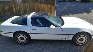 1985 Chevrolet Corvette Sport