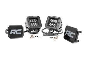 2-inch-Square-Cree-LED-Lights-Pair-Black-Series