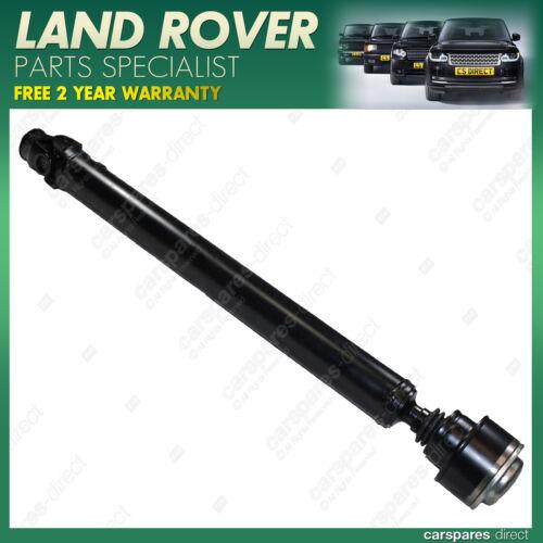 LAND ROVER FREELANDER MK1 9706 FRONT PROPSHAFT & JOINT BOOT 817mm TD4 TVB000090