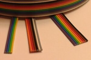 Ribbon-Cable-4A-3D-Printer-Stepper-Motors-Heavy-Duty-4Amp-Wire-20AWG