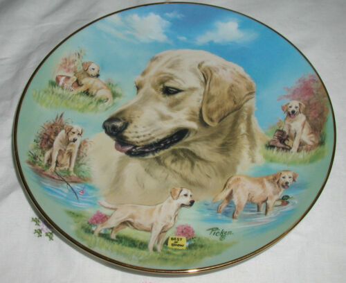 """GOOD BOY"" PLATE FOR THE LOVE OF LABS"