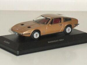 1:43 Ixo Clc079 Maserati Indy 1969-or-afficher Le Titre D'origine
