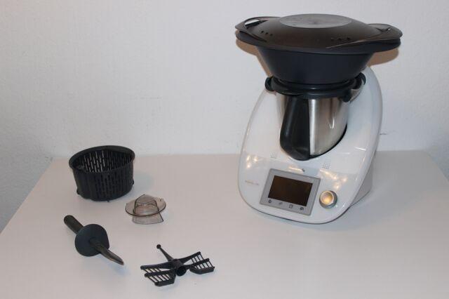 Vorwerk Thermomix TM5 Küchenmaschine inkl. Rechnung & Gewährleistung ...
