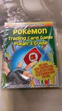 Pokemon Trading Card Game Player's Guide by Brian Brokaw and J. Douglas Arnold (1999, Trade Paperback)