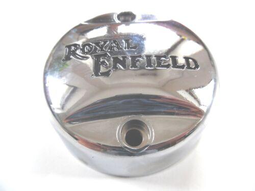OEM Qualität S Royal Enfield Zündverteiler Deckel in Plastik verchromt