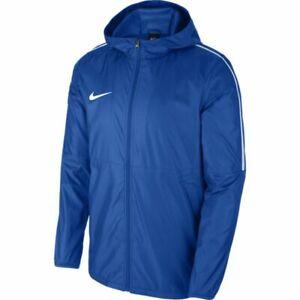 Details zu Nike Park 18 Regenjacke Allwetterjacke Jacke Fußball Herren blau AA2090 463