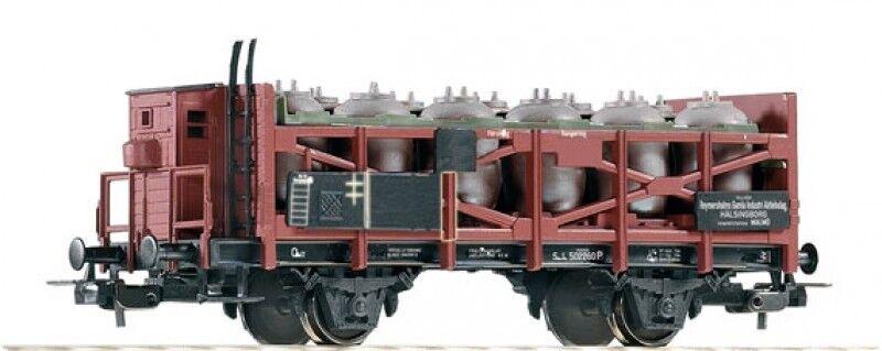 PIKO 54922 SJ Säuretopfwagen mit Bremserhaus 502260 502260 502260 Epoche III Spur H0 - NEU  | Mangelware  dd303a