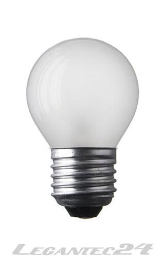 Glühlampe 125-130V 15W E27 80x45 HD Glühbirne Lampe Birne 125-130Volt 15Watt neu