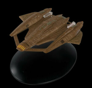 Eaglemoss-STAR-TREK-STARSHIPS-FIG-MAG-179-VIDIIAN-SHIP-W-Magazine-ST-VOYAGER