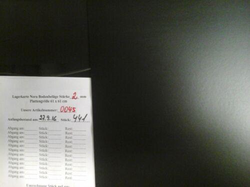 Bodenbelag Nora Kautschuk Fliesen//Platten ohne PVC 0045