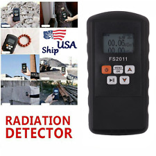 Usa Smart Geiger Counter Y Xray Radiation Detector Nuclear Monitor Meter