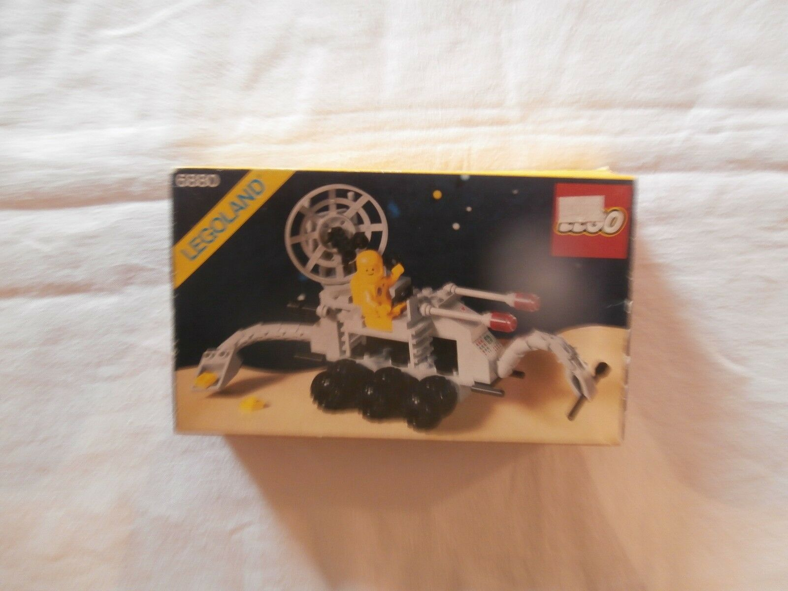 Lego 6880 Surface Eplorer - Classic Space - MISB