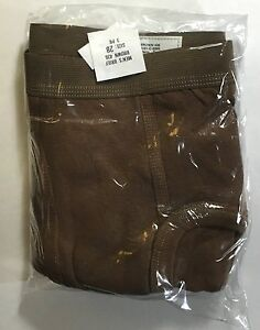 Mens-Briefs-drawers-Size-28-Lot-of-12-pairs-Army-Surplus