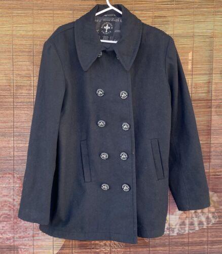 """RARE - """"Boondock Saints"""" Peacoat Jacket - Medium -"""