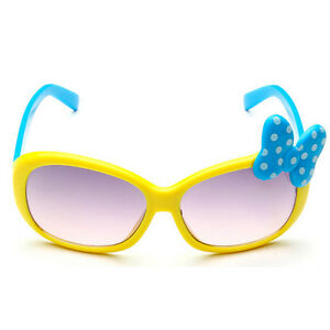 20e06c41cb0 Anti-UV Sunglasses Kids Boys Baby Girls Cartoon 8 Color Goggle ...