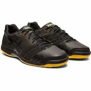 Details about ASICS Soccer Football Futsal Shoes DESTAQUE FF 1111A005 Black US8(26cm)