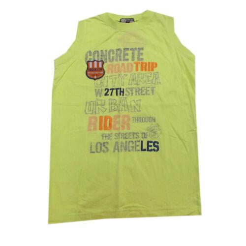 Teidem Boy Star T-Shirt Top mehrere Farben Sommer Jungs Baumwolle Gr.152,164,176