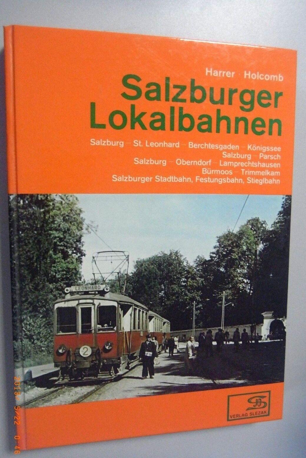 Salzburger lokalbahnen  Salzburg, ST. LEONARD, Parsch, festungsbahn, stieglbahn