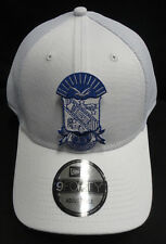 Phi Beta Sigma White New Era NE204 Snap Back with Crest Patch