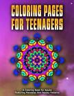Coloring Pages for Teenagers - Vol.7: Coloring Pages for Girls by Jangle Charm, Coloring Pages for Girls (Paperback / softback, 2016)