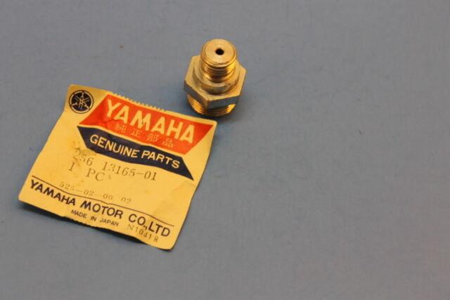 NOS YAMAHA XS1 XS650 TX650 BANJO BOLT PART# 256-13165-02-00
