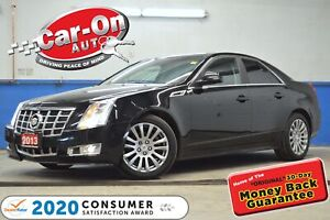 2013 Cadillac CTS Performance LEATHER PANO ROOF REAR CAM LOADED
