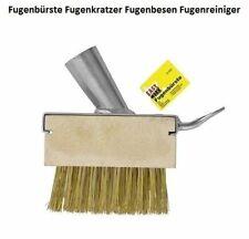 10 St/ück Fugenb/ürsten Unkrautb/ürste Fugenkratzer Fugenbesen mit Haken