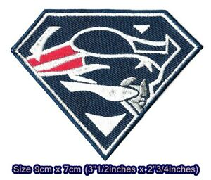 797420f547 New England Patriots NFL Football Sport Patch logo iron,sewing on ...