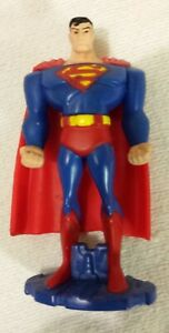 Justice-League-Unlimited-Superman-Diecast-Metal-Collection-Mattel-2004-Figurine
