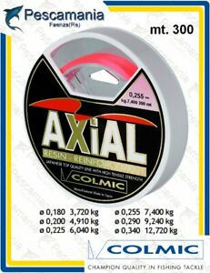 Monofilo-Giapponese-Colmic-Axial-mt-300-surf-casting