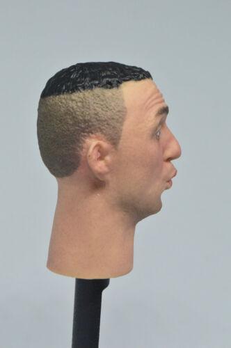 COVER HEAD 1//6 SCALA MASCHIO TESTA SCOLPIRE con espressione