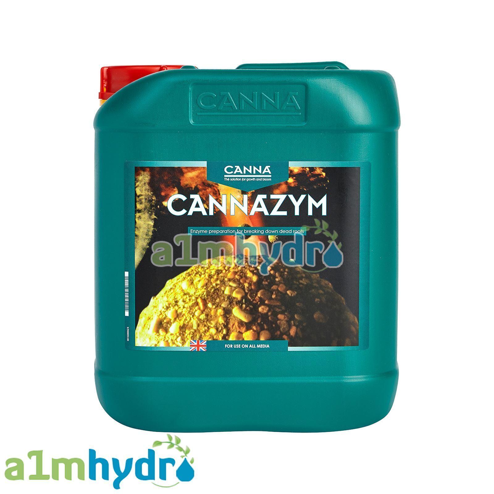 Canna lavan 5 litros 5L enzima natural muerto raíz ruptura Hydroponics