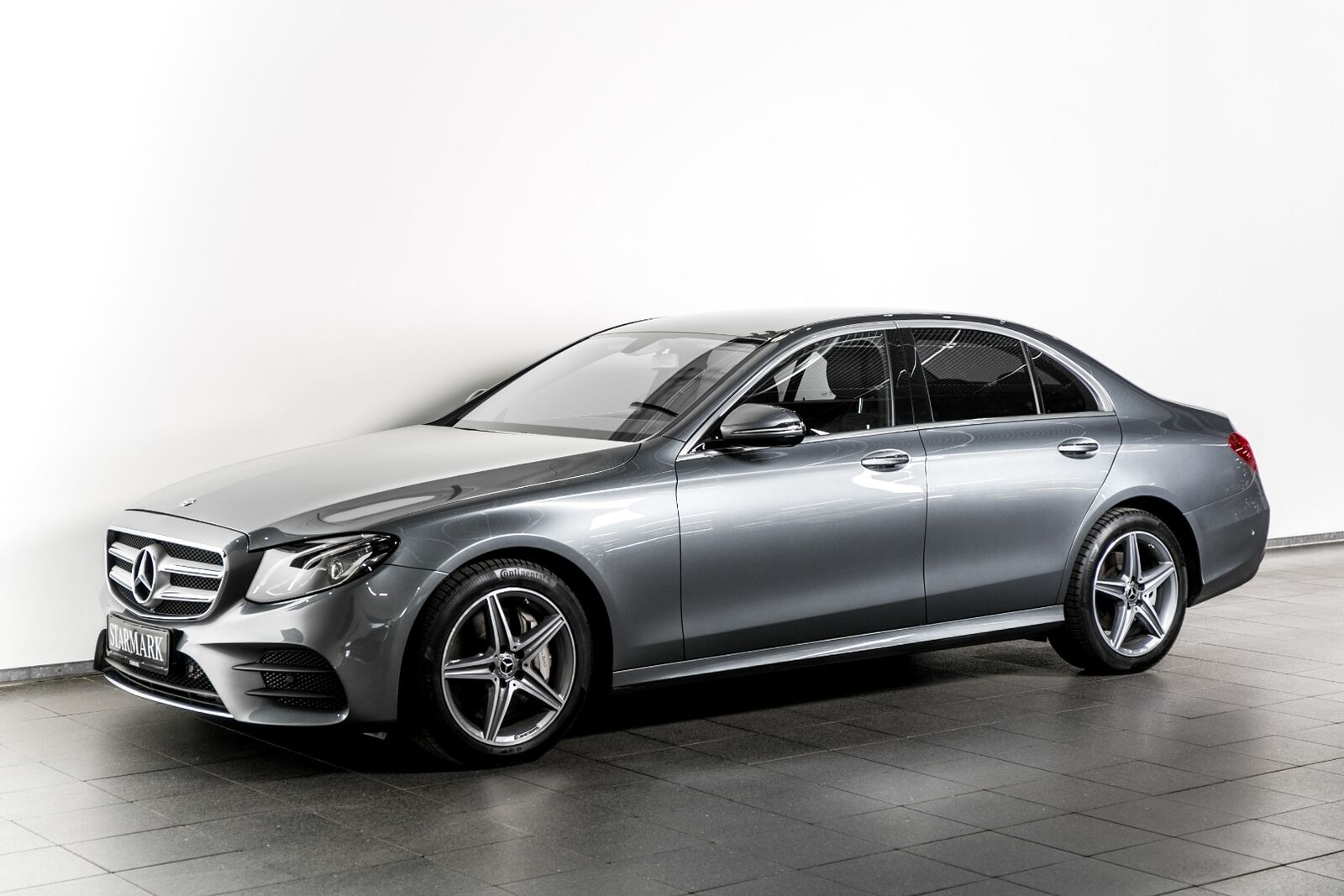 Mercedes E350 d 2,9 AMG Line aut. 4d - 709.900 kr.