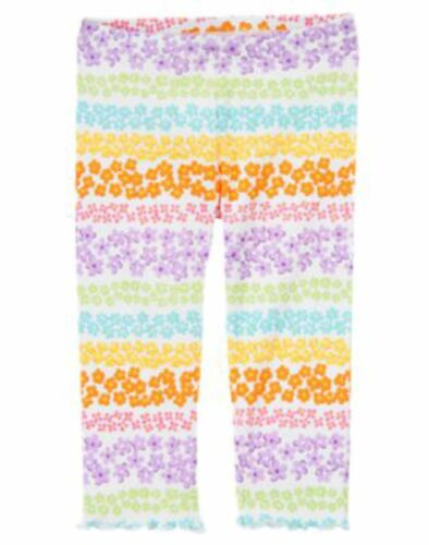 Gymboree Butterfly Blossoms Toddler Girl Print or Ruffle Leggings NWT Retail 2T