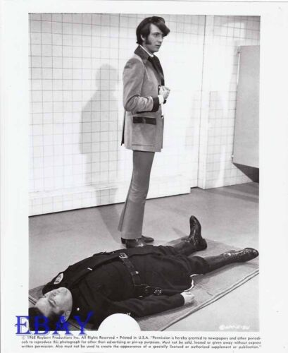 Mike Nesmith Head VINTAGE Photo