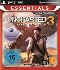 Uncharted 3: Drake's Deception -- Essentials (Sony PlayStation 3, 2013, DVD-Box)