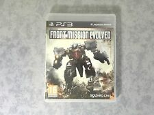 FRONT MISSION EVOLVED SONY PS3 PLAYSTATION PAL ITA ITALIANO COMPLETO COME NUOVO