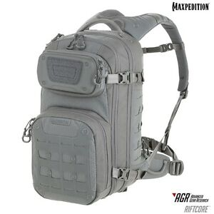 Maxpedition-RFCGRY-RIFTCORE-Backpack-Gray