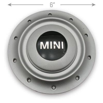 Center Caps Hubcaps Mini Cooper 02 09 1512572 5 Spoke 15
