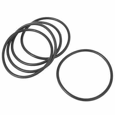 5 Pcs 70mm x 2mm Rubber Sealing Oil Filter O Rings Gaskets