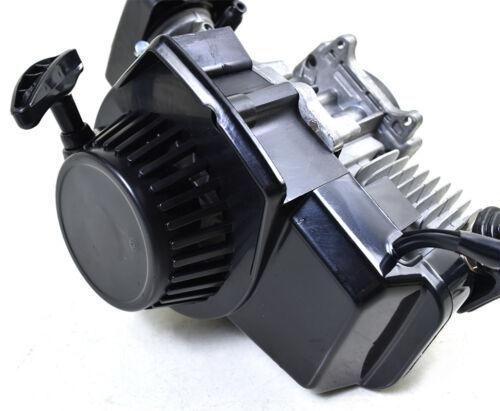 47cc 49CC 2 STROKE ENGINE MOTOR PULL START for POCKET BIKE MINI DIRT ATV Scooter